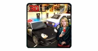 Crime-Reporter-City-Driver-3D-logo