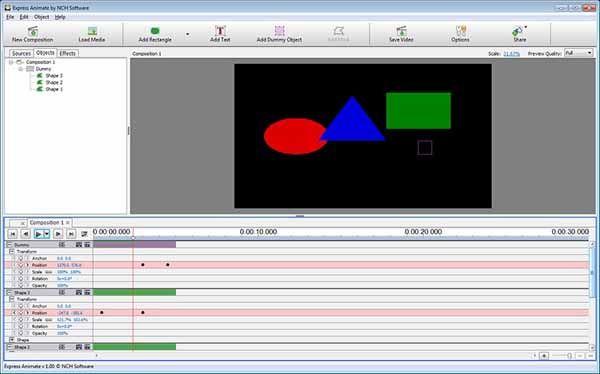 Express-Animate-screenshot