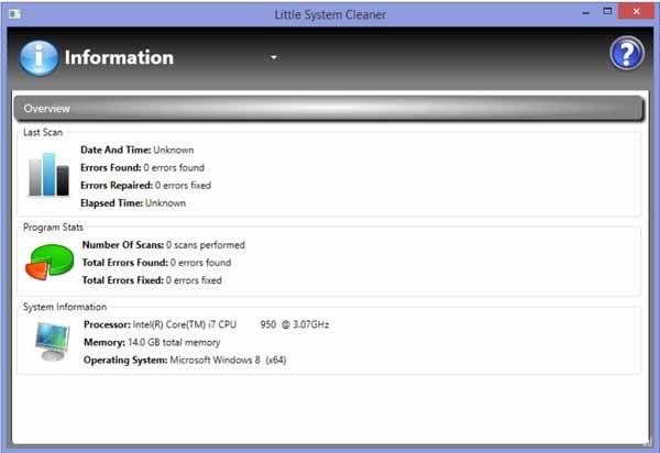 Little-System-Cleaner-Screenshot
