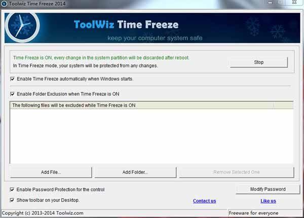 Toolwiz-Time-Freeze-screenshot