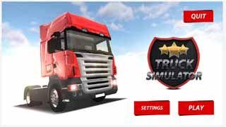 Truck-Parking-Simulator-3D-Android-screenshot