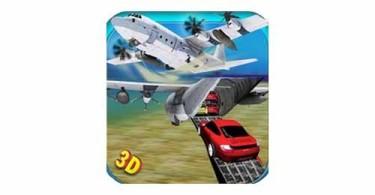 car-transporter-cargo-plane-logo