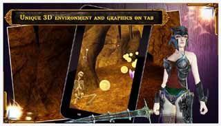 heroic-rush-Android-screenshot