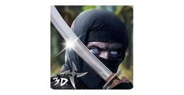 ninja-warrior-assassin-3d-logo