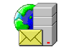 courier-mail-server-logo-icon