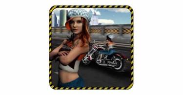 highway-bike-rider-3d-logo