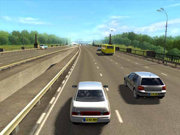 Car Driving Games >> City Car Driving Game