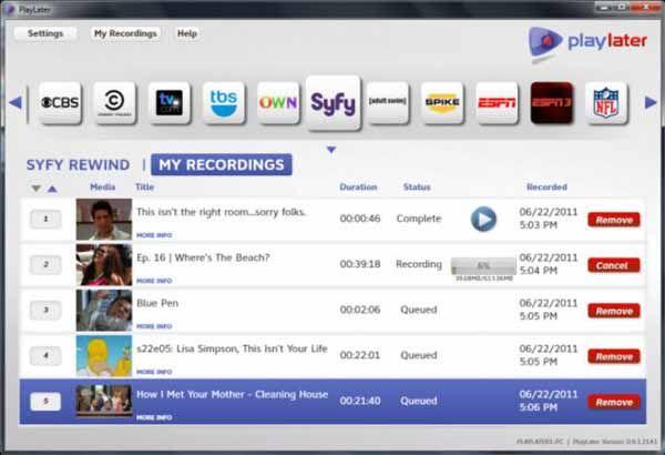 PlayLater-Screenshot