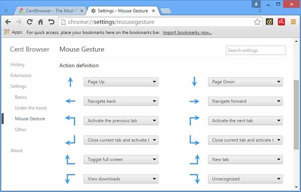 Cent-Browser-Screenshot