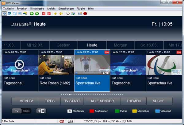 DVB-Viewer-Pro-screenshot