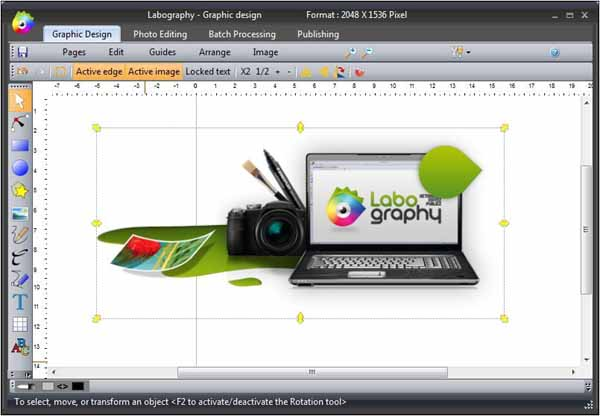 Labography-screenshot