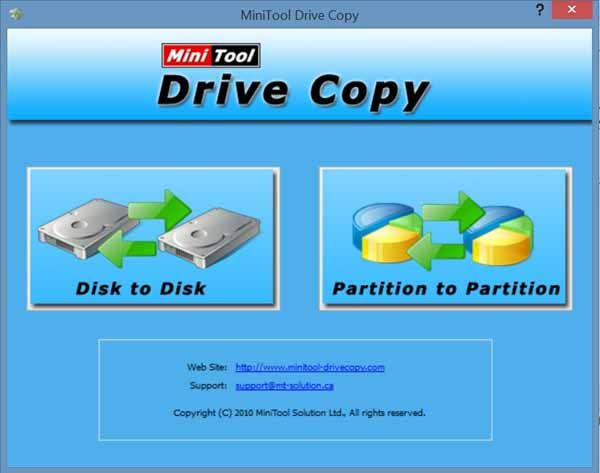 MiniTool-Drive-Copy-Screenshot