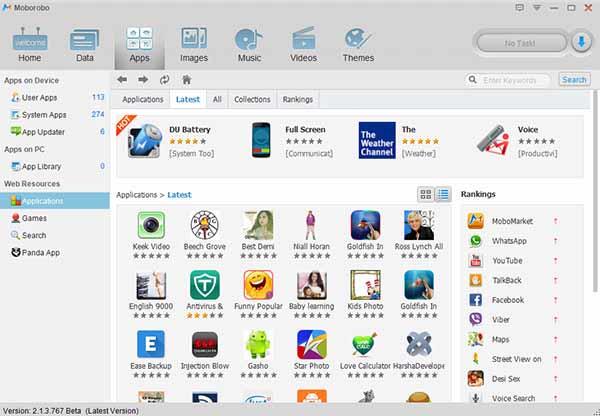 mobomarket-screenshot