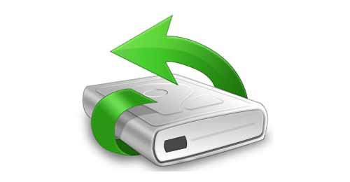 Restore usb files after format