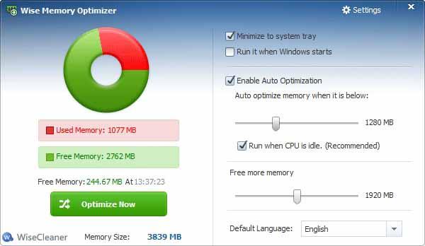wise-memory-optimizer-screenshot