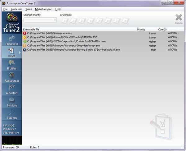Ashampoo-Core-Tuner-screenshot