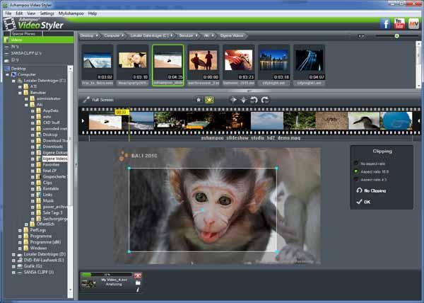Ashampoo-Video-Styler-screenshot