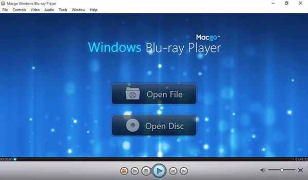 Macgo-Windows-Blu-ray-Player-screenshot