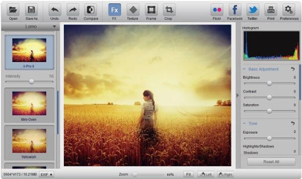 Photo-Effect Studio-Pro-Screenshot