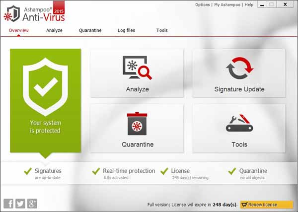 ashampoo-antivirus-screenshot