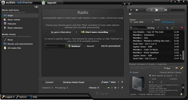audials-radiotracker-screenshot