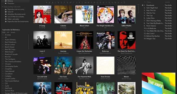 musicbee-screenshot