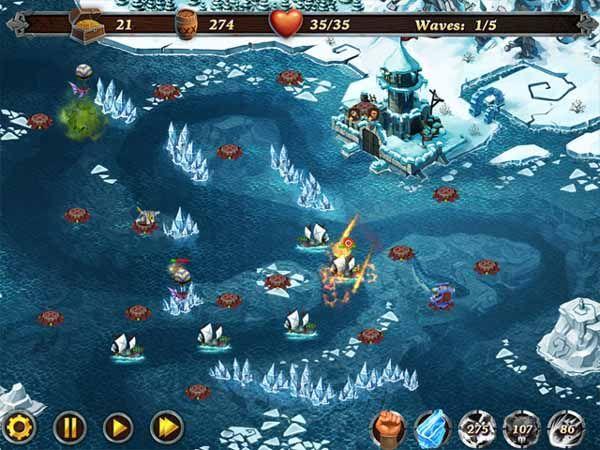 Fort-Defense-game-screenshot