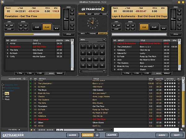 UltraMixer-Pro-Screenshot