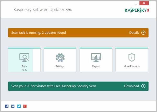 Kaspersky-Software-Updater-screenshot-download
