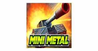 Mini-metal-game-logo-icon