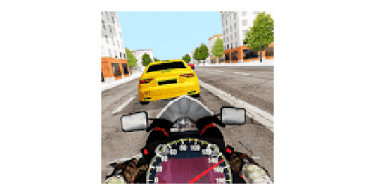 moto rider apk logo