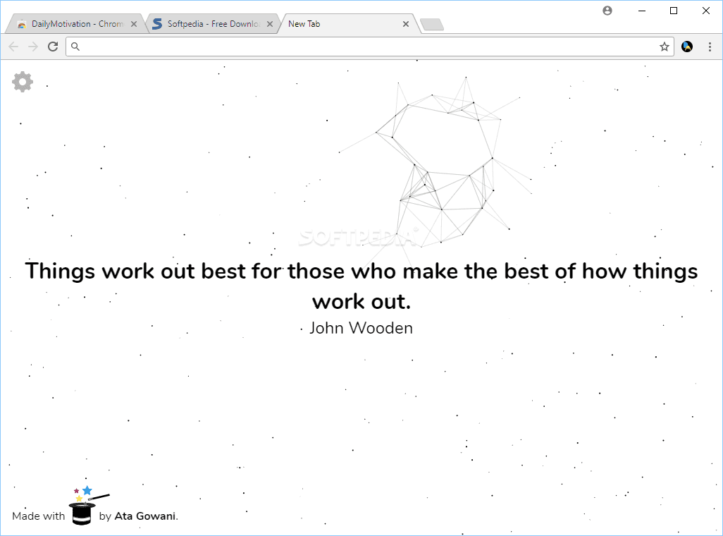 DailyMotivation-screenshot