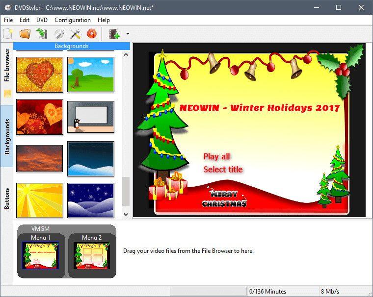 dvdstyler-screenshot