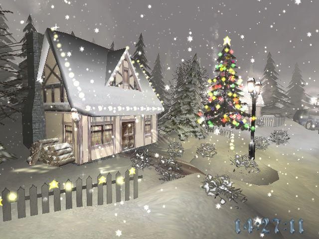 Christmas-Wallpapers-Screensave-3D-screenshot