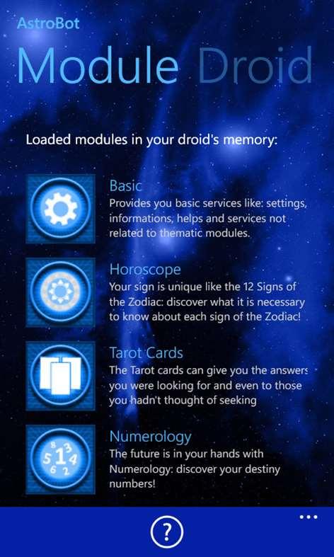 AstroBot-screenshot
