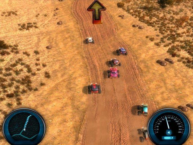 Desert-Race-Screenshot