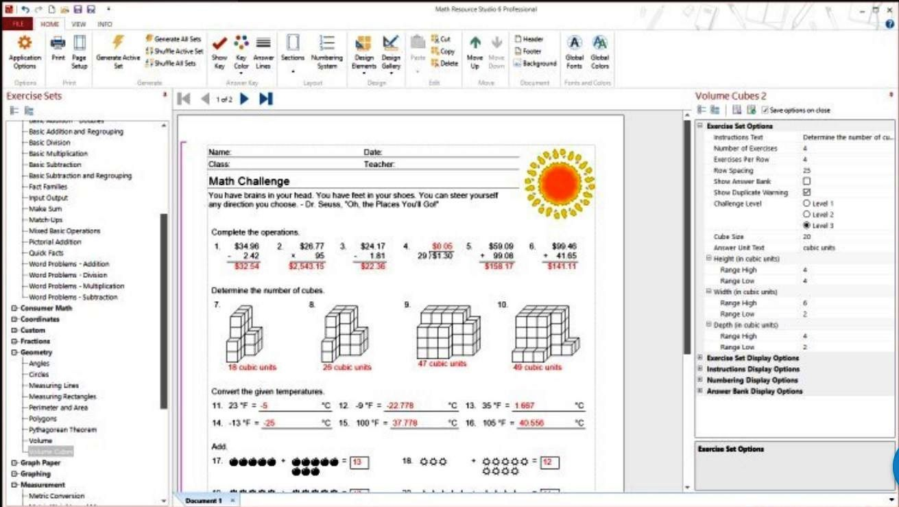 Image result for math resource studio