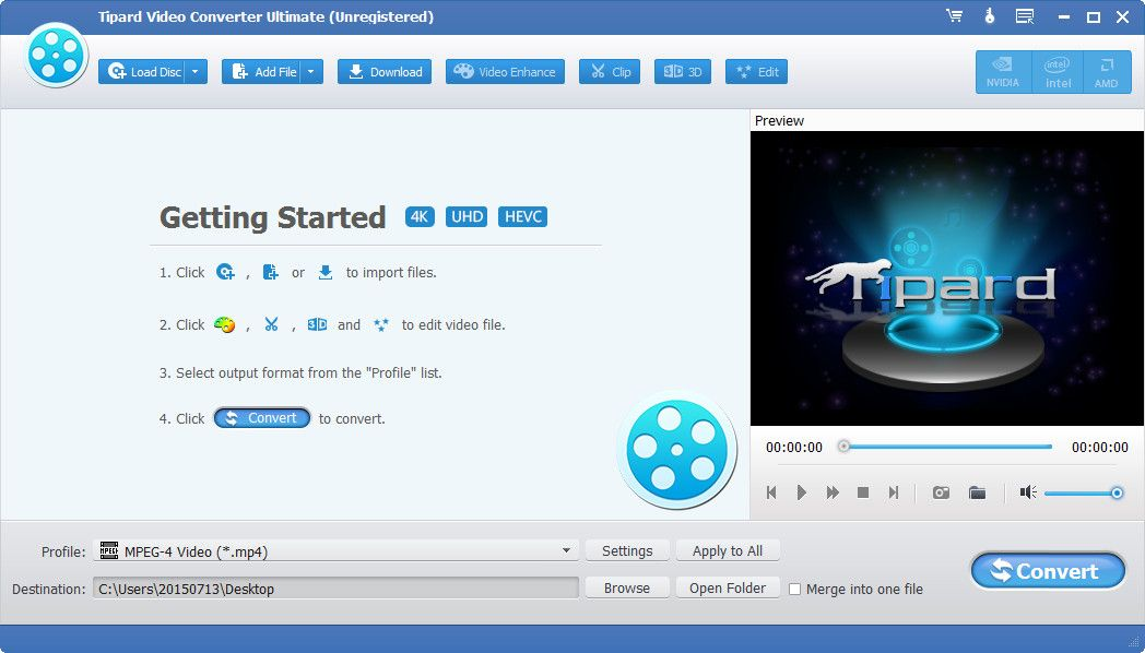 Tipard-Video-Converter-screenshot