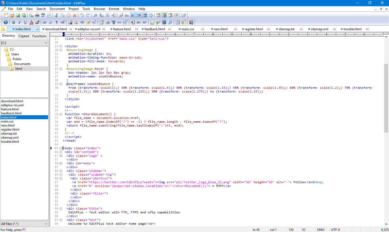 editplus-screenshot